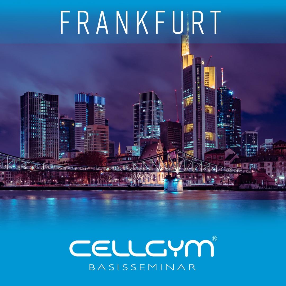 Fortbildungen Cellgym Fachausbildung Frankfurt 1080