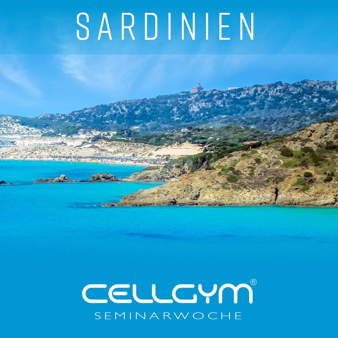 Fortbildungen Cellgym Fachausbildung Sardinien 1080