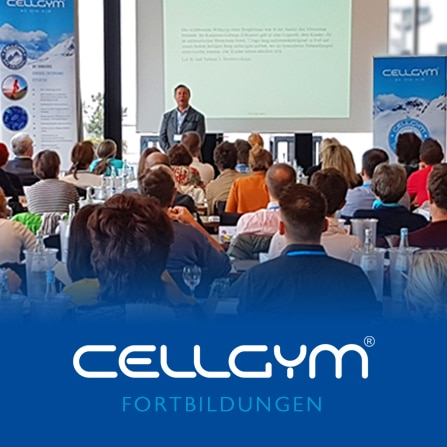 CellAir Gecko Cellgym Fortbildungen Basisseminare