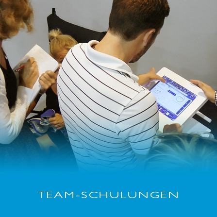 CellAir Gecko Cellgym Team Schulungen