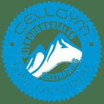 Cellgym CellAir One 2.0 CELLGYM Badge blue 100