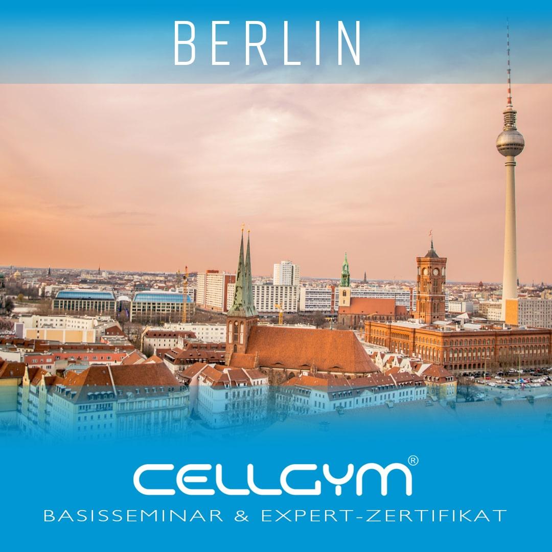 Fortbildungen Cellgym Fachausbildung Berlin 1
