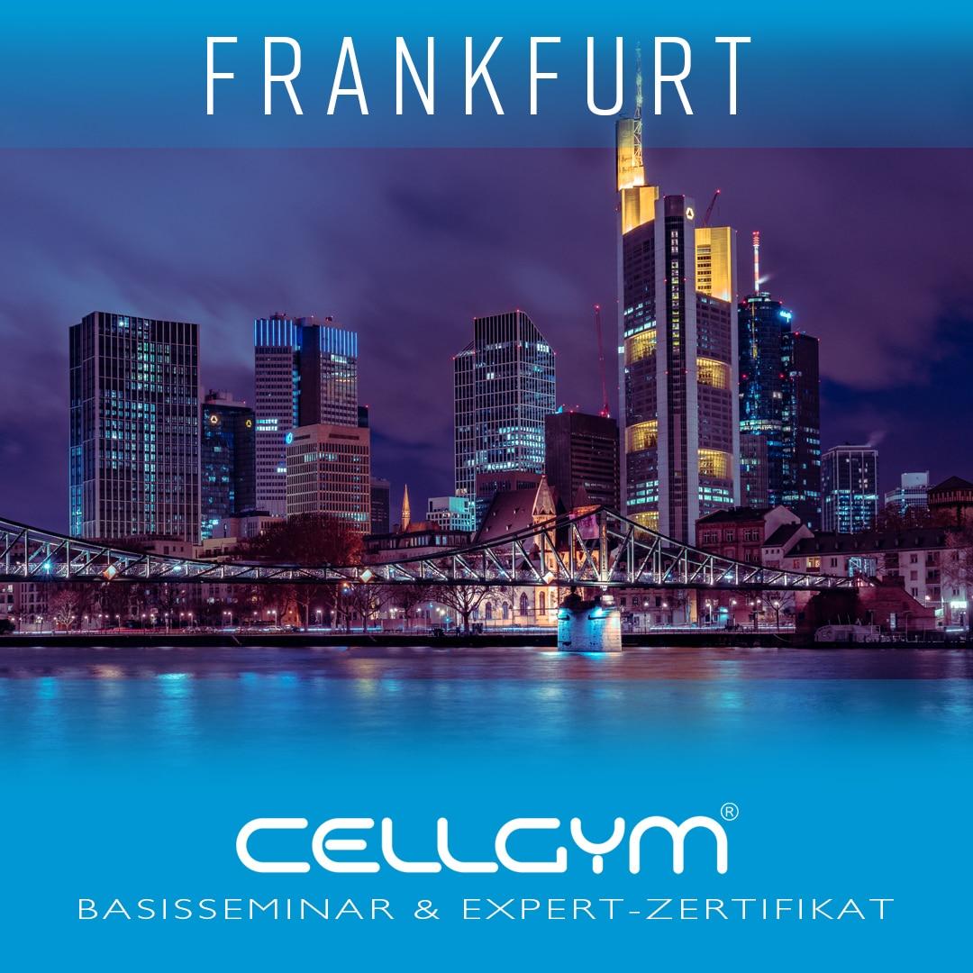 Fortbildungen Cellgym Fachausbildung Frankfurt