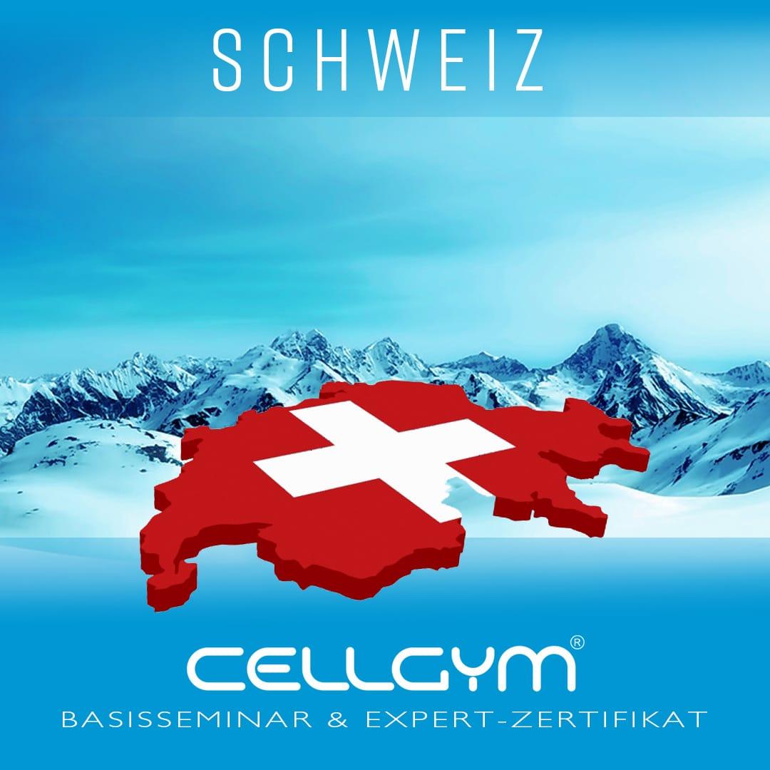 Fortbildungen Cellgym Basis und Zertifikatsausbildung Schweiz